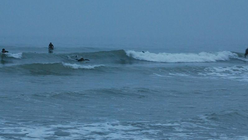 Surf report Wimereux - France (62) 2010-01-23 17:00:00