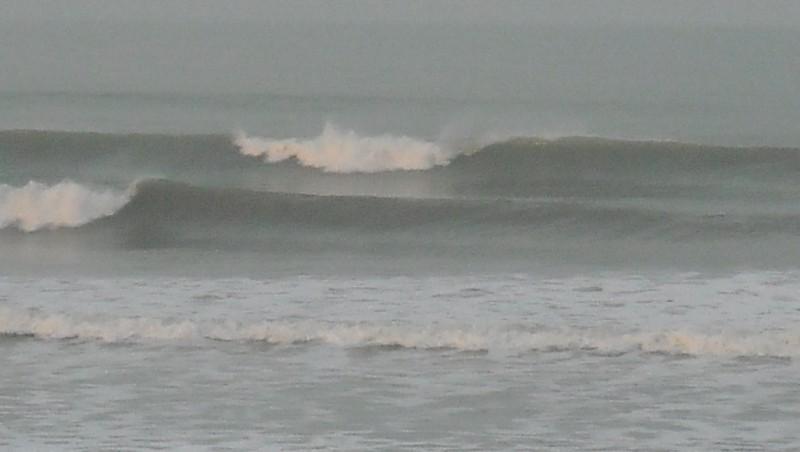 Surf report Grand Village - France (17) 2010-01-25 09:00:00