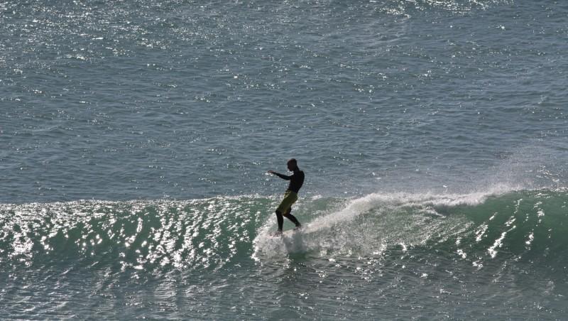 Surf report Baie d'Imessouane - Maroc (MA) 2010-01-25 12:30:00
