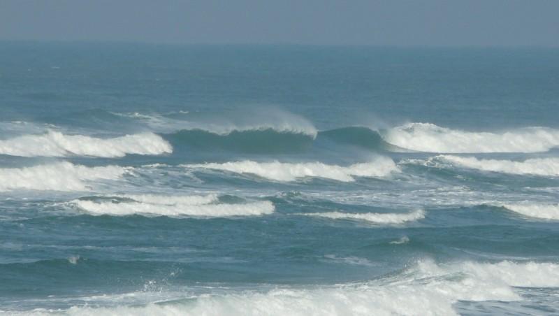 Surf report Mimizan - Plage Garluche - France (40) 2010-01-26 12:30:00