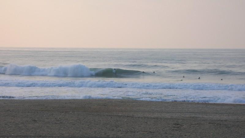 Surf report Anglet Corsaires - France (64) 2010-01-27 17:10:00