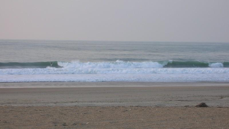 Surf report Anglet Marinella - France (64) 2010-01-27 17:30:00