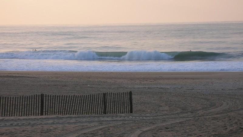Surf report Anglet Sables d'Or - France (64) 2010-01-27 17:35:00