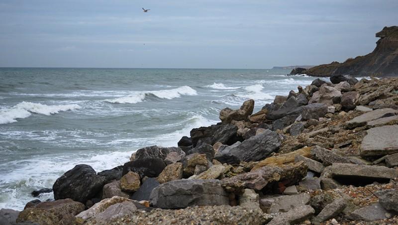 Surf report Wimereux - France (62) 2010-01-28 10:15:00