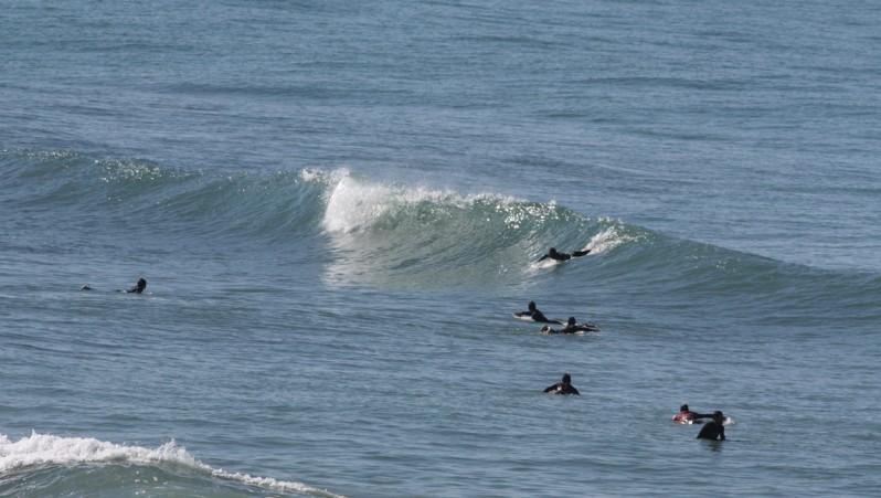 Surf report Imsouane - Cathédrale - Maroc (MA) 2010-01-29 11:00:00