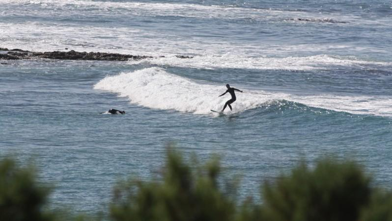 Surf report Imsouane - Cathédrale - Maroc (MA) 2010-01-31 12:00:00