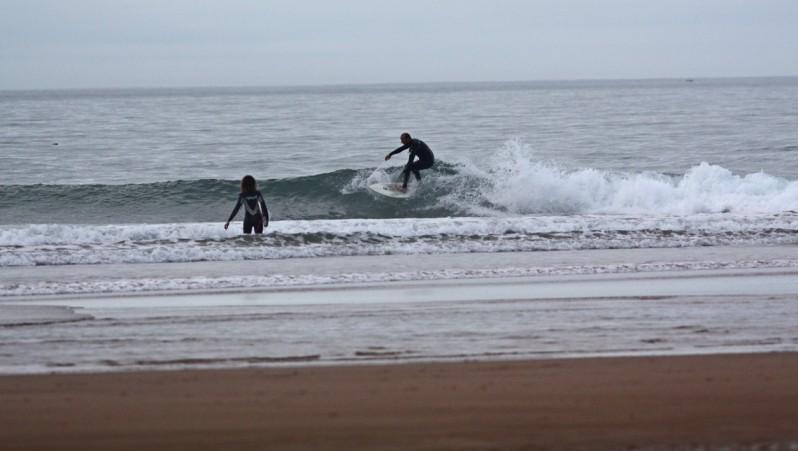 Surf report Baie d'Imessouane - Maroc (MA) 2010-02-01 10:00:00