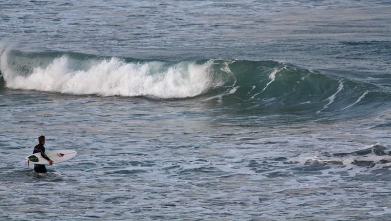 Surf report Imsouane - Cathédrale - Maroc (MA) 2010-02-02 08:00:00
