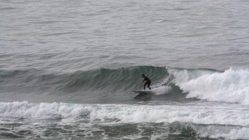 Surf report Baie d'Imessouane - Maroc (MA) 2010-02-04 09:30:00