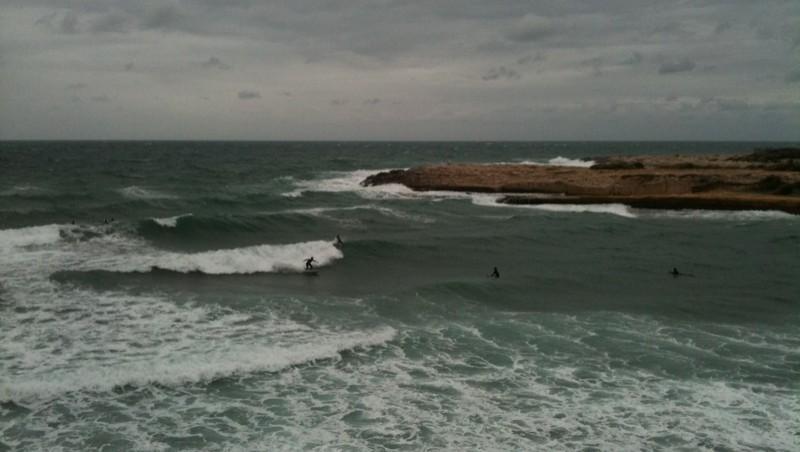 Surf report La Couronne - France (13) 2010-02-04 15:00:00