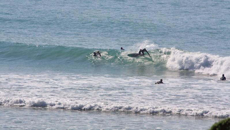 Surf report Baie d'Imessouane - Maroc (MA) 2010-02-05 10:30:00