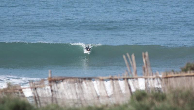 Surf report Imsouane - Cathédrale - Maroc (MA) 2010-02-05 11:00:00