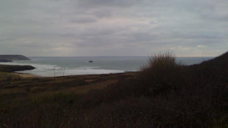 Surf report La Palue - France (29) 2010-02-09 15:00:00