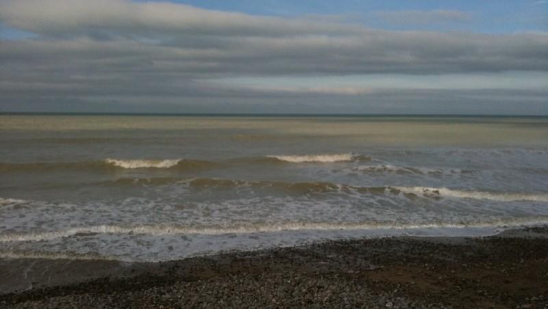 Surf report St Aubin - France (76) 2010-02-06 15:04:00