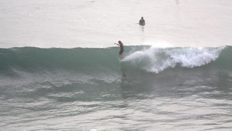 Surf report Baie d'Imessouane - Maroc (MA) 2010-02-07 17:00:00