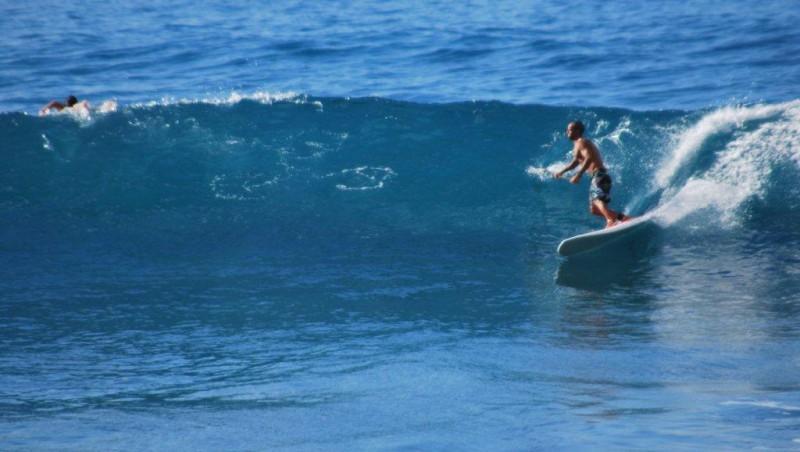 Surf report Grand-rivière - Martinique (MQ) 2010-02-07 15:00:00