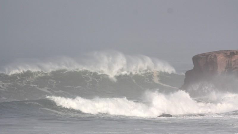 Surf report Imsouane - Cathédrale - Maroc (MA) 2010-02-08 09:00:00