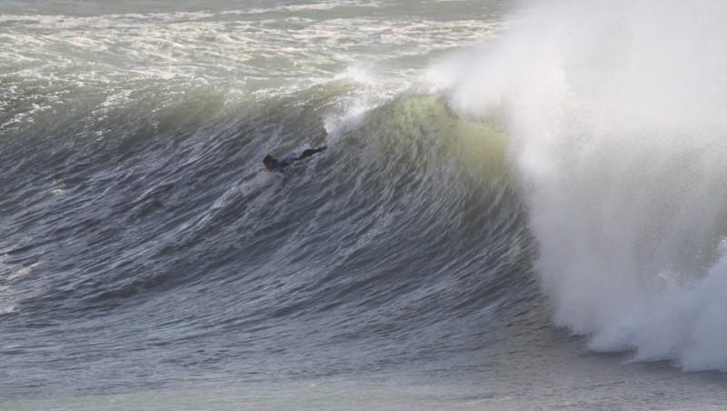 Surf report Baie d'Imessouane - Maroc (MA) 2010-02-10 08:45:00
