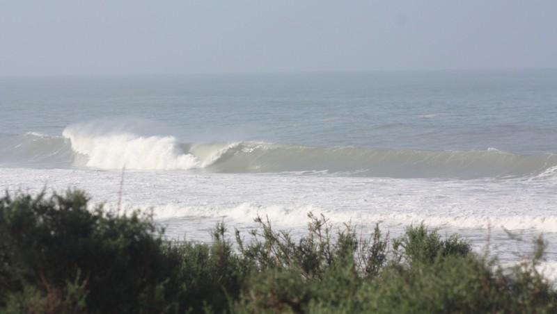 Surf report Imsouane - Cathédrale - Maroc (MA) 2010-02-10 09:00:00
