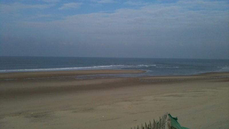 Surf report Hourtin Océan - La Centrale - France (33) 2010-02-13 10:49:00