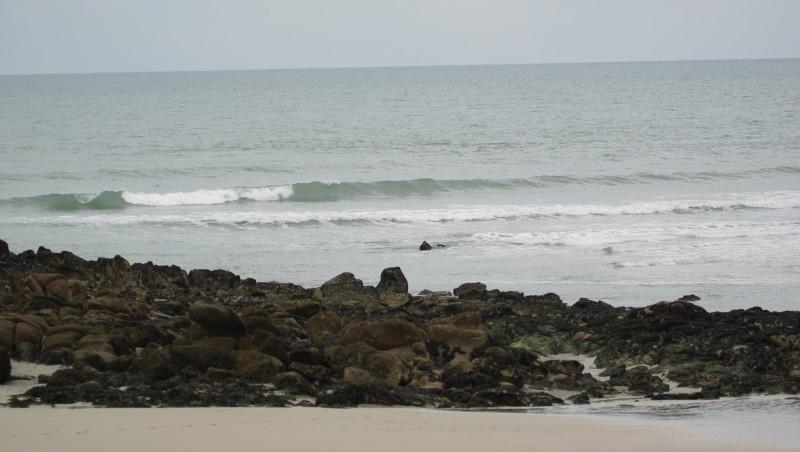 Surf report La Torche - France (29) 2010-02-13 11:00:00