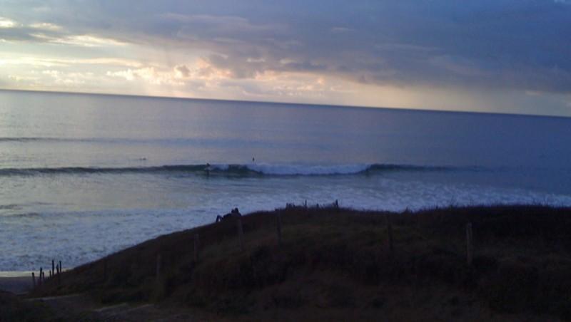 Surf report La Palue - France (29) 2010-02-15 19:11:00