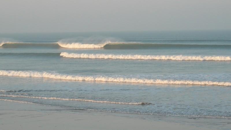 Surf report Grand Village - France (17) 2010-02-16 09:00:00