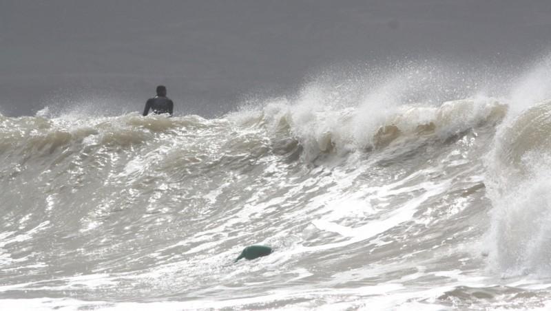 Surf report Baie d'Imessouane - Maroc (MA) 2010-02-17 11:45:00