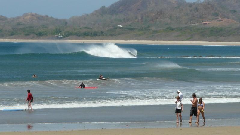 Surf report Tamarindo - Costa Rica (CR) 2010-02-18 15:00:00