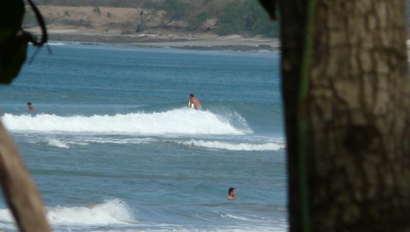 Surf report Playa Avellana - Costa Rica (CR) 2010-02-20 10:00:00