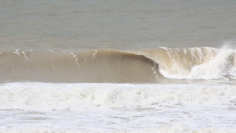 Surf report Imsouane - Cathédrale - Maroc (MA) 2010-02-20 12:30:00