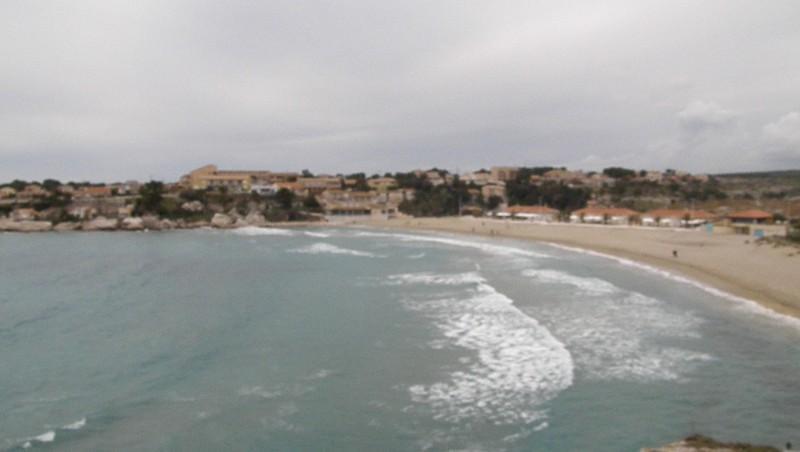 Surf report Plage du Verdon - France (13) 2010-02-21 15:00:00