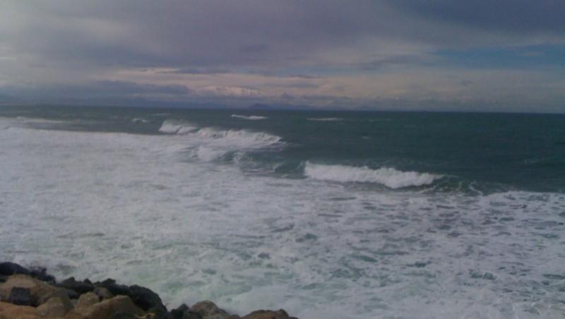 Surf report Capbreton - Le Santosha - France (40) 2010-02-23 12:00:00