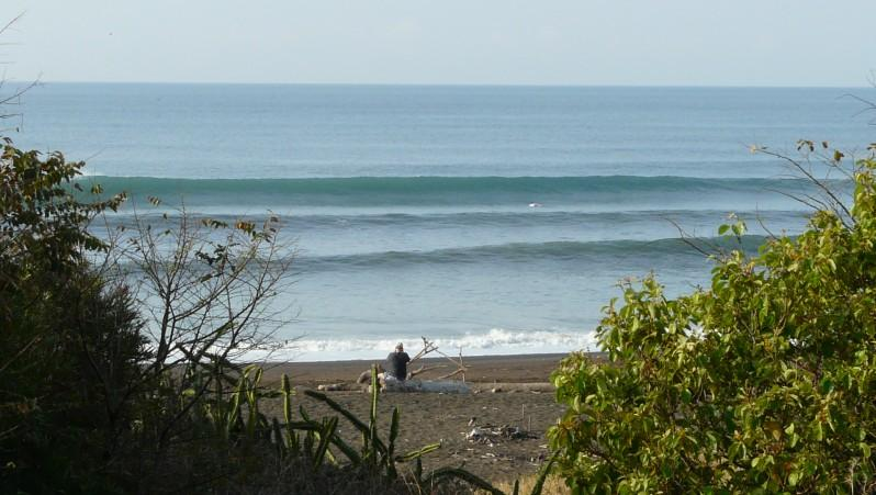 Surf report Playa Camaronal - Costa Rica (CR) 2010-02-23 07:00:00