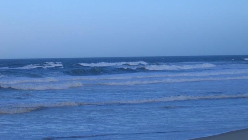 Surf report Lacanau Océan - La Nord - France (33) 2010-02-24 09:00:00