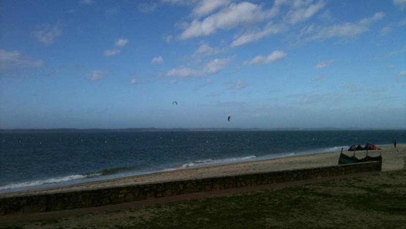 Surf report Arcachon - Les Arbousiers - France (33) 2010-02-24 14:00:00
