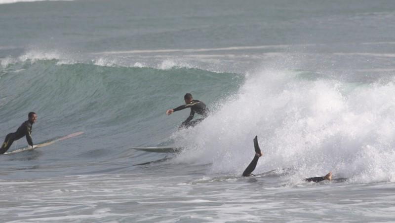 Surf report Baie d'Imessouane - Maroc (MA) 2010-02-24 17:00:00