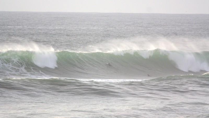 Surf report Imsouane - Cathédrale - Maroc (MA) 2010-02-24 17:25:00
