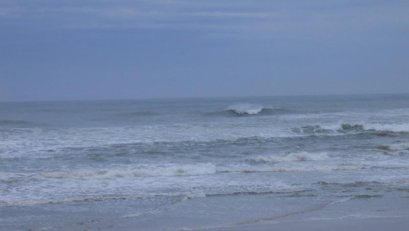 Surf report Lacanau Océan - La Nord - France (33) 2010-02-25 08:30:00