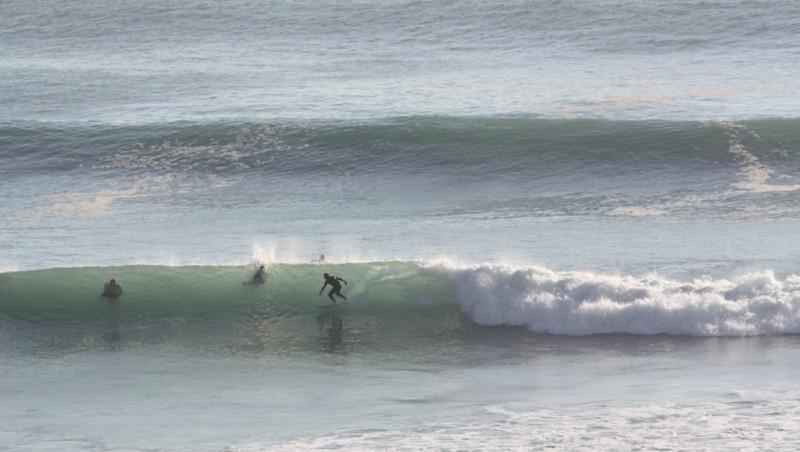 Surf report Baie d'Imessouane - Maroc (MA) 2010-02-25 16:00:00
