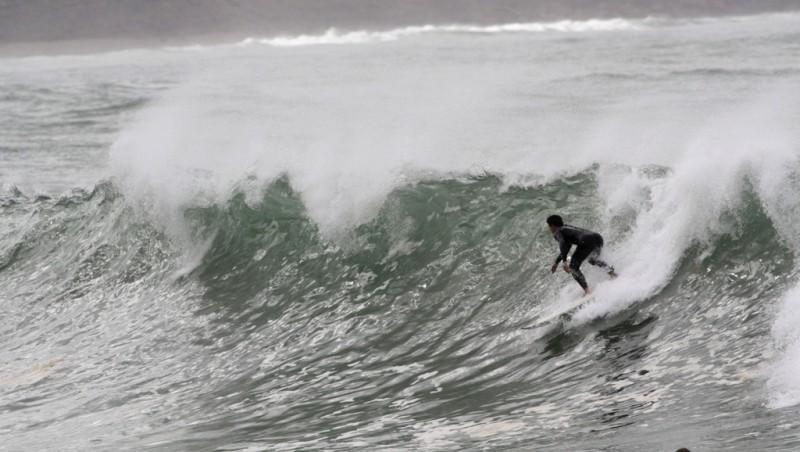 Surf report Baie d'Imessouane - Maroc (MA) 2010-02-28 09:30:00