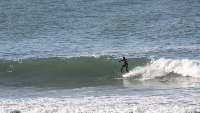 Surf report Baie d'Imessouane - Maroc (MA) 2010-03-01 08:30:00