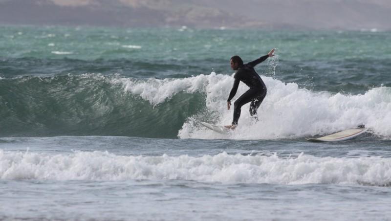 Surf report Baie d'Imessouane - Maroc (MA) 2010-03-02 10:25:00