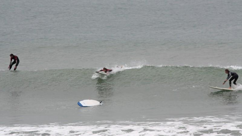 Surf report Baie d'Imessouane - Maroc (MA) 2010-03-08 12:00:00