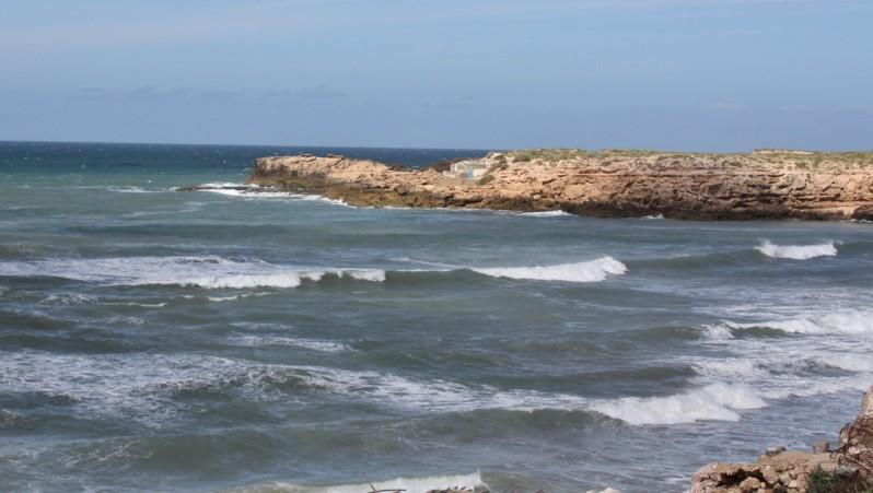 Surf report Imsouane - Cathédrale - Maroc (MA) 2010-03-09 12:00:00