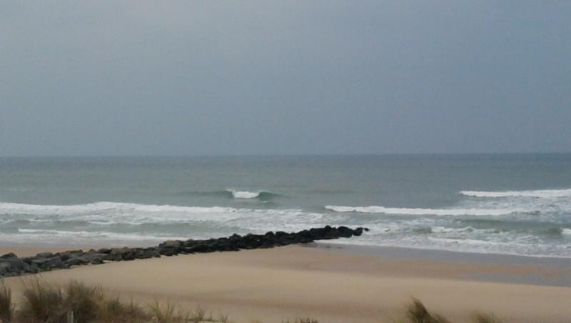 Surf report Lacanau Océan - La Nord - France (33) 2010-03-10 18:00:00