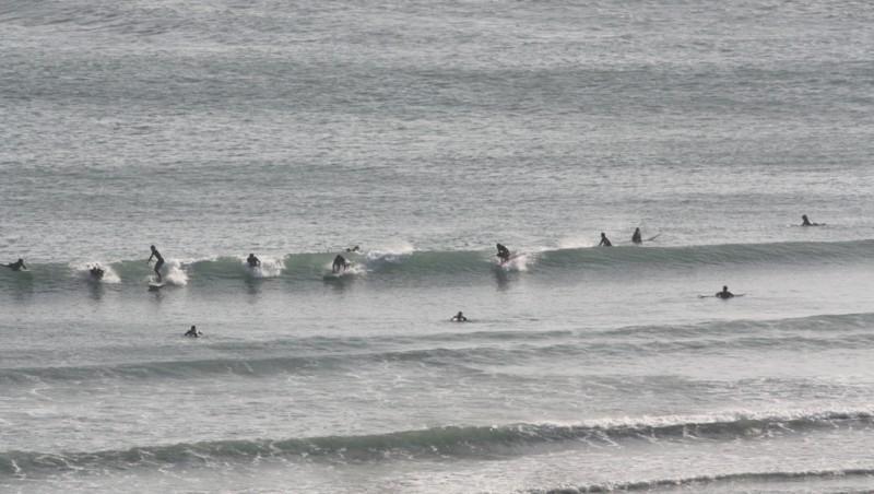 Surf report Baie d'Imessouane - Maroc (MA) 2010-03-12 17:00:00