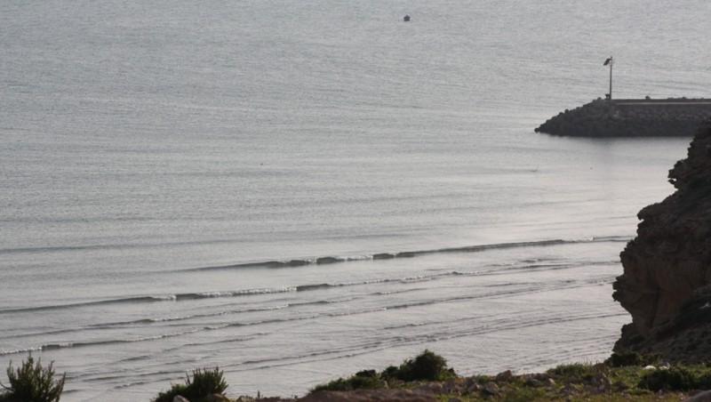 Surf report Baie d'Imessouane - Maroc (MA) 2010-03-15 17:00:00