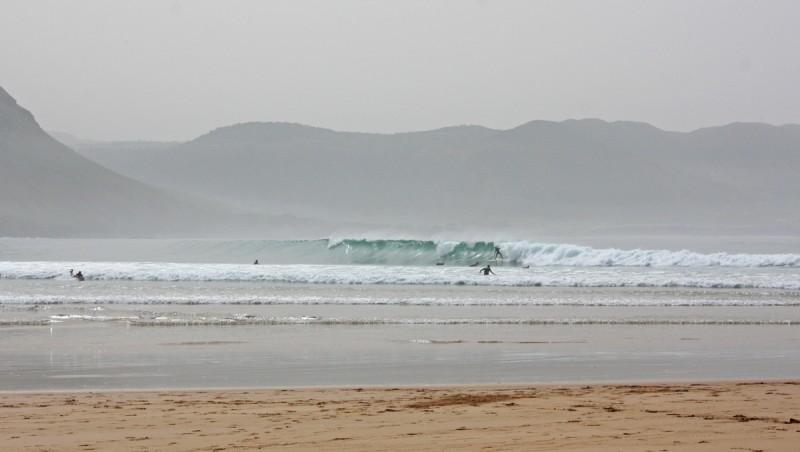 Surf report Baie d'Imessouane - Maroc (MA) 2010-03-17 11:00:00
