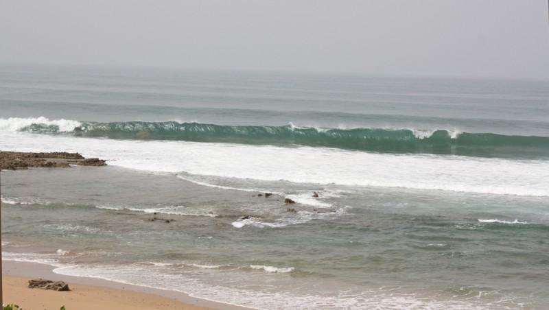 Surf report Imsouane - Cathédrale - Maroc (MA) 2010-03-17 11:30:00